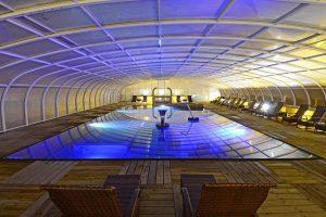 Hotel con parque acuático en Portugal