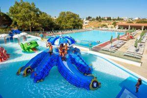 Hoteles con parque acuático Portugal