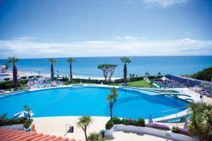 Hoteles con parque acuatico Portugal