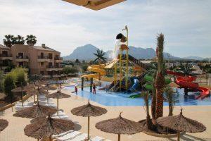 hotel con parque acuático en Alicante